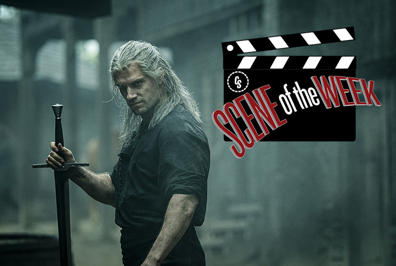 CS Scene of the Week: Henry Cavill Slays as The Witcher