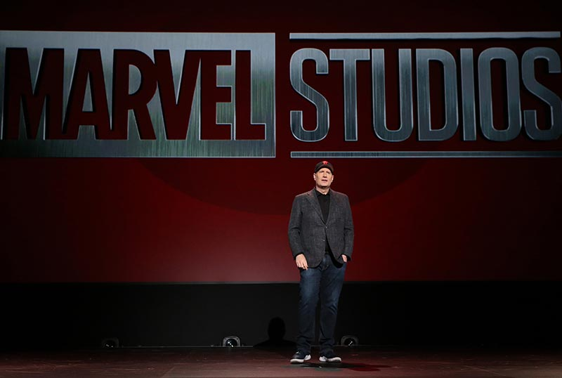 Kevin Feige in Early Talks to Develop Marvel Series for ABC