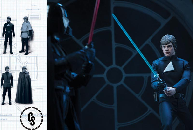 Exclusive Look at Insight & Sideshow's Star Wars: Collecting a Galaxy
