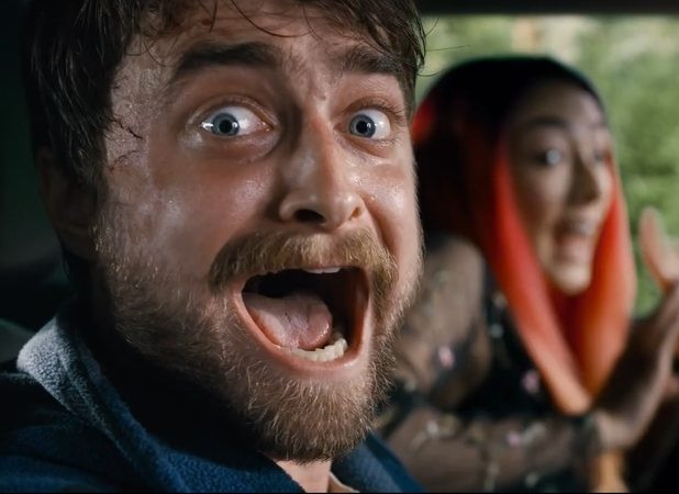 New Guns Akimbo Trailer: Daniel Radcliffe is Having a Really Bad Day