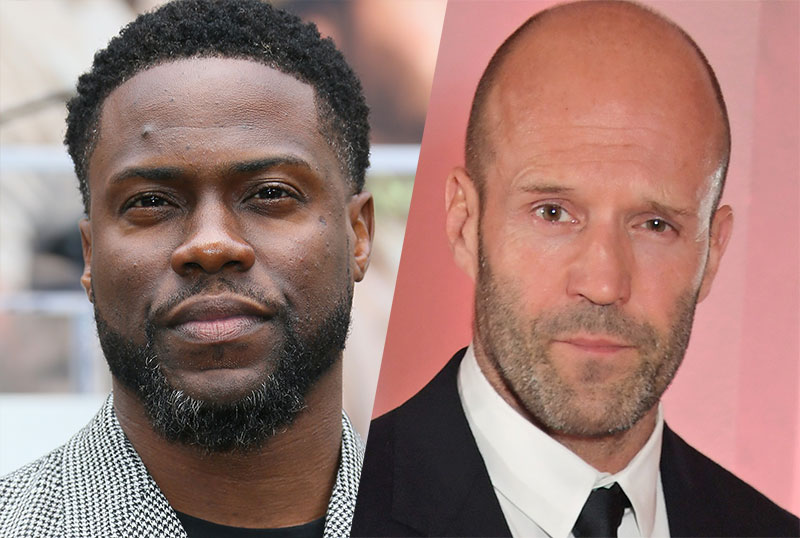Man from Toronto: Kevin Hart, Jason Statham in Talks for Action Comedy