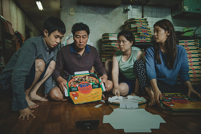 Bong Joon-Ho Opens Up About HBO's Parasite Limited Series