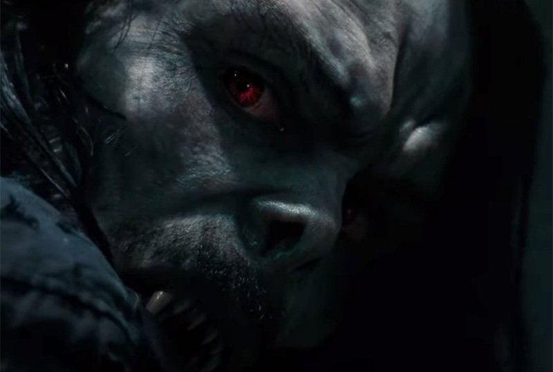 Marvel's Morbius Trailer Starring Jared Leto Is Here!