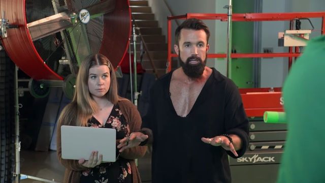 Mythic Quest: Raven's Banquet Promo: Rob McElhenney Stars in a Video Game Ad