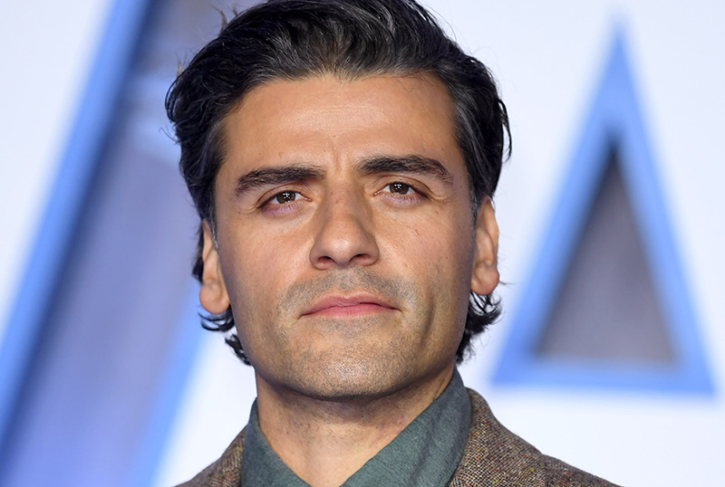 The Great Machine: Oscar Isaac to Star in & Produce Adaptation