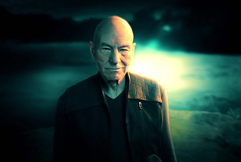 Mandatory Streamers: Jean-Luc Picard is Back!