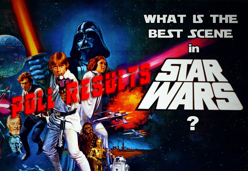 POLL RESULTS: What is the Best Scene in Star Wars: A New Hope?
