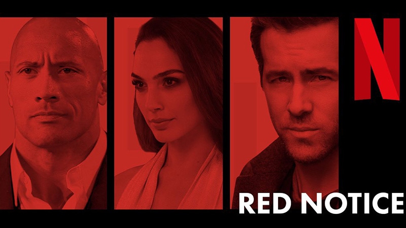 Red Notice: Filming Begins on Netflix's All-Star Action Comedy Film