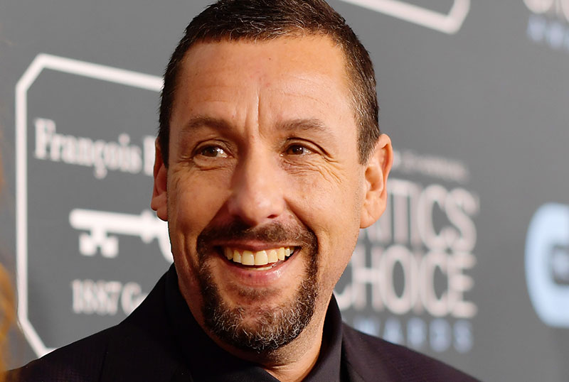 Adam Sandler Extends Deal with Netflix for Four More Movies