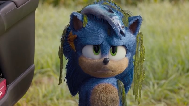 Sonic the Hedgehog Goes on a Road Trip With James Marsden in New Clip