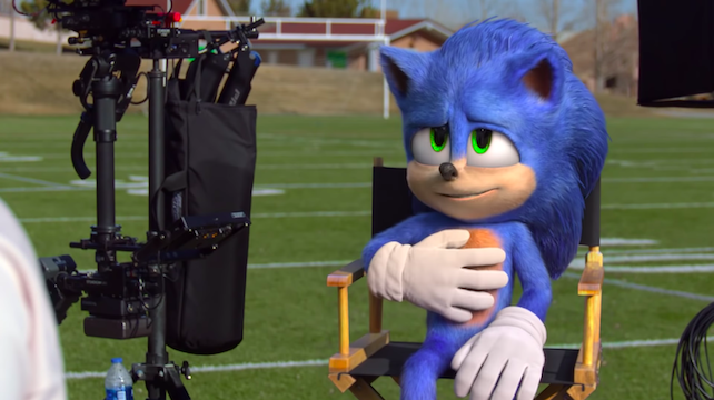 World's Fastest Athletes Praise Sonic The Hedgehog in Big Game Spot