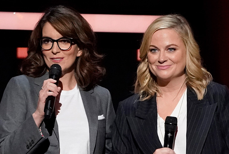 Tina Fey & Amy Poehler to Return as Golden Globes Hosts in 2021