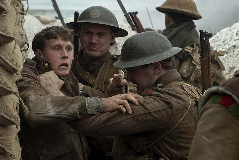 1917 Blu-ray Release Date Revealed!