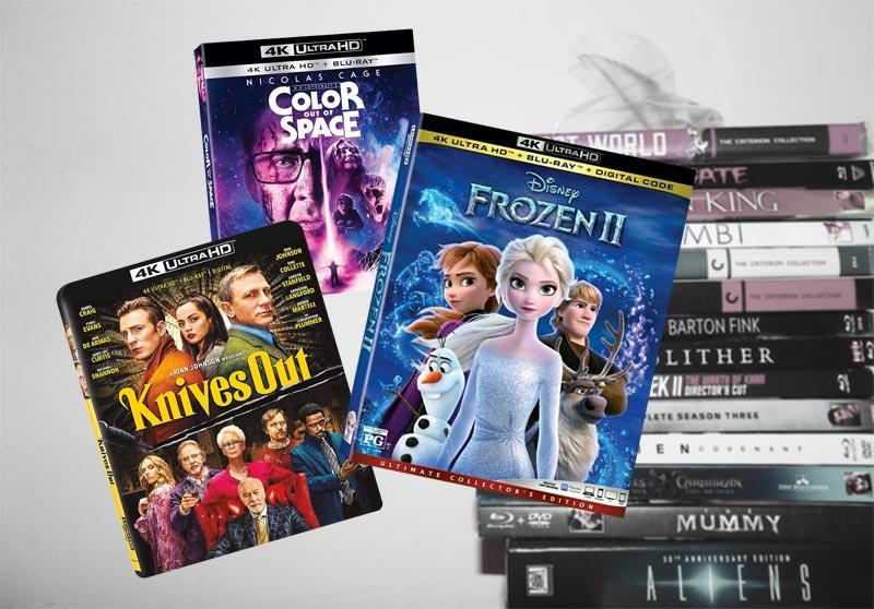 February 25 Blu-ray, Digital and DVD Releases