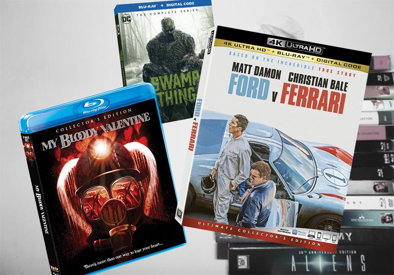 February 11 Blu-ray, Digital and DVD Releases