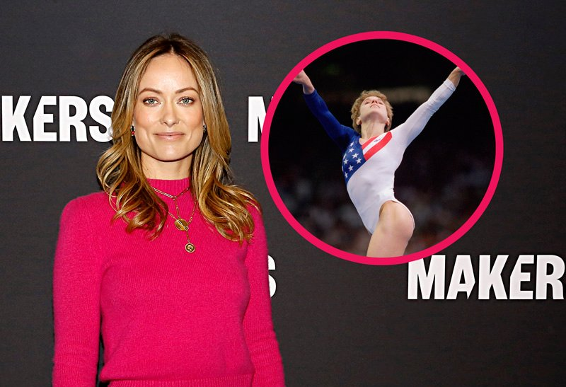 Perfect: Olivia Wilde to Direct Biopic About Olympic Gold Medalist Kerri Strug