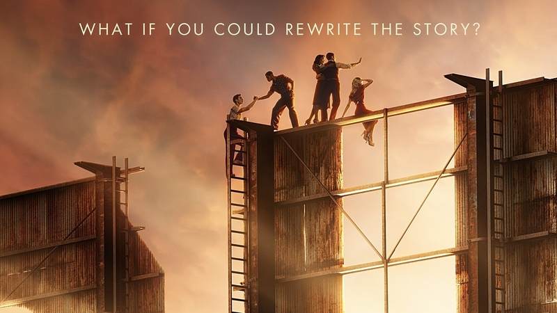 Ryan Murphy's New Miniseries Hollywood Sets Premiere Date in First Poster
