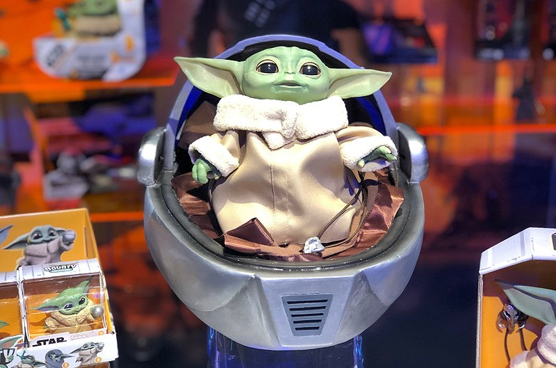 Hasbro Star Wars Toy Fair Gallery with The Child & More!