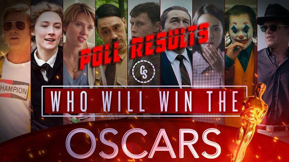 POLL RESULTS: Who Will Win the Oscars?