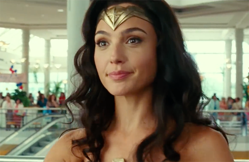Wonder Woman 1984 Invades a Big Game Tide Commercial