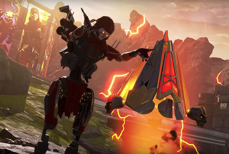 EA Unveils First Look at Apex Legends Season 4