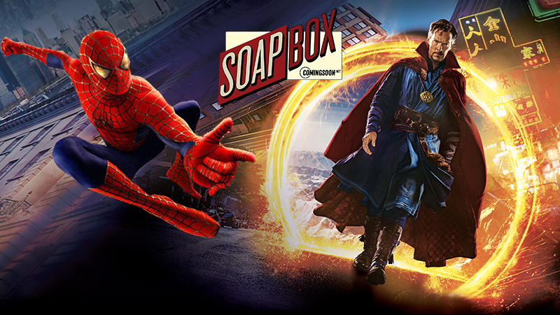 CS Soapbox: Why Tobey Maguire HAS TO BE in Multiverse of Madness