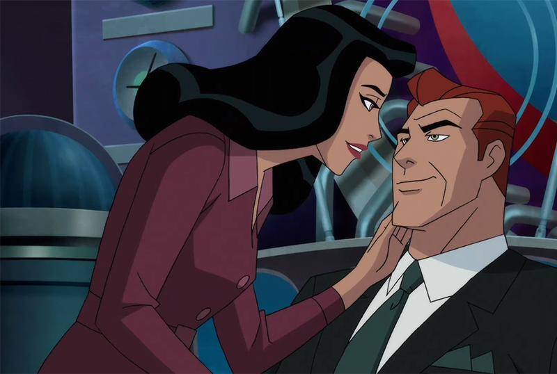 Superman: Red Son Clip: Lex & Lois Are a Couple