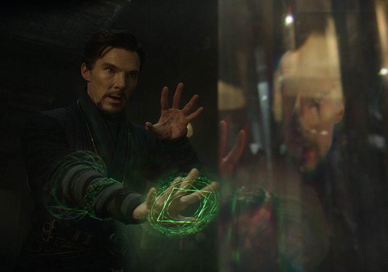Doctor Strange 2 Writers Didn't Get the Chance to Submit Draft Before Exit