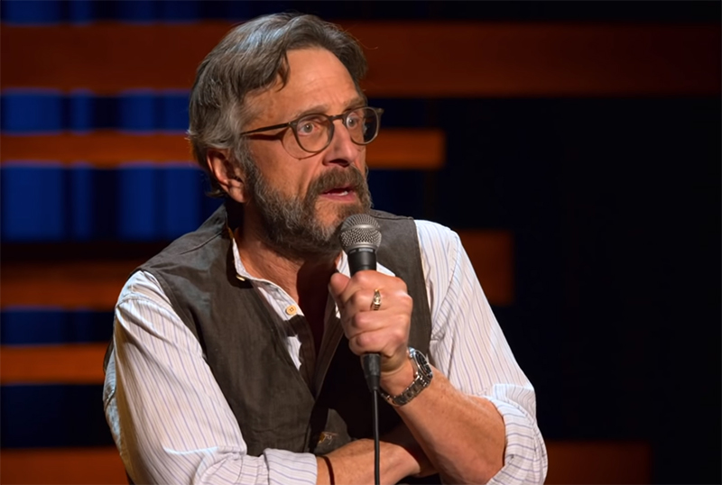 Trailer Debuts for Marc Maron: End Times Fun Netflix Stand-Up Comedy Special