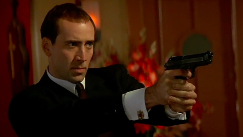 The Unbearable Weight of a Massive Talent to Recreate Scenes from Nicolas Cage's Movies