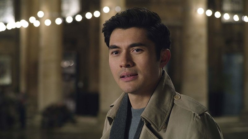 Snake Eyes First-Look Photo Features Henry Golding