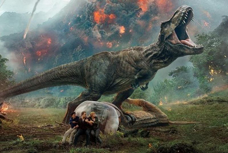Jurassic World 3 Title Revealed as Shooting Begins!