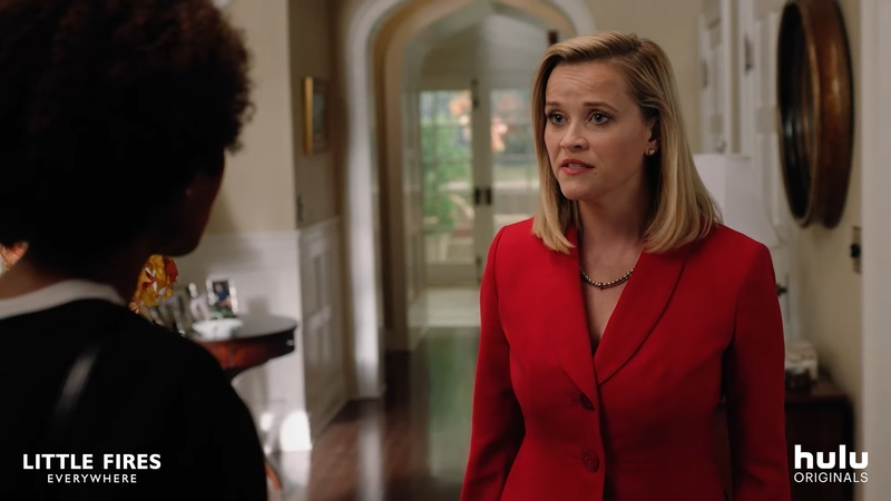 It's Reese Witherspoon vs. Kerry Washington in New Little Fires Everywhere Teaser