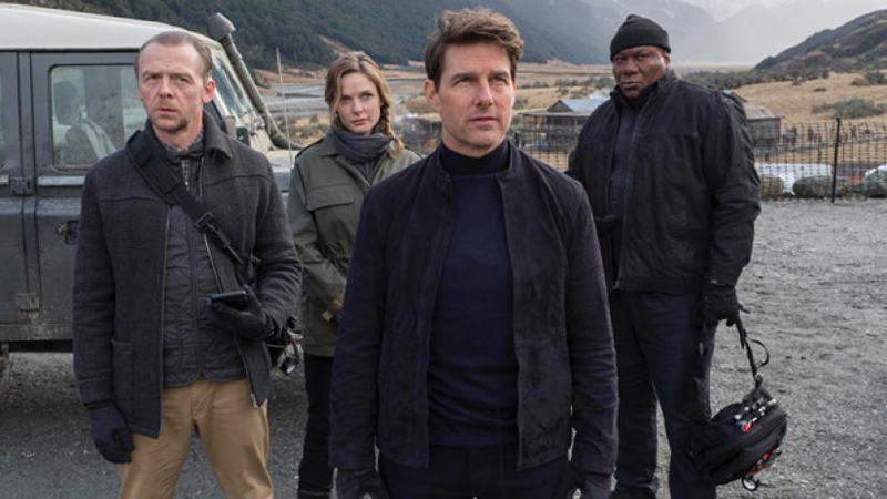 REPORT: Mission: Impossible 7 Filming in Italy Halted