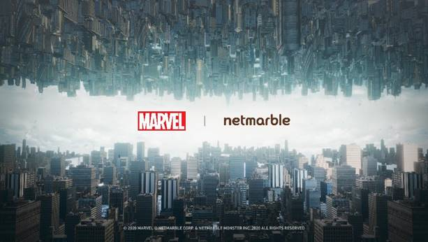 Marvel & Netmarble to Reveal All-New Game at PAX East 2020