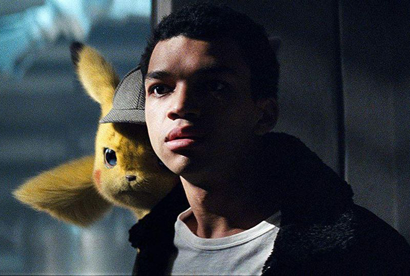 Exclusive: Justice Smith Hopeful for Detective Pikachu Return
