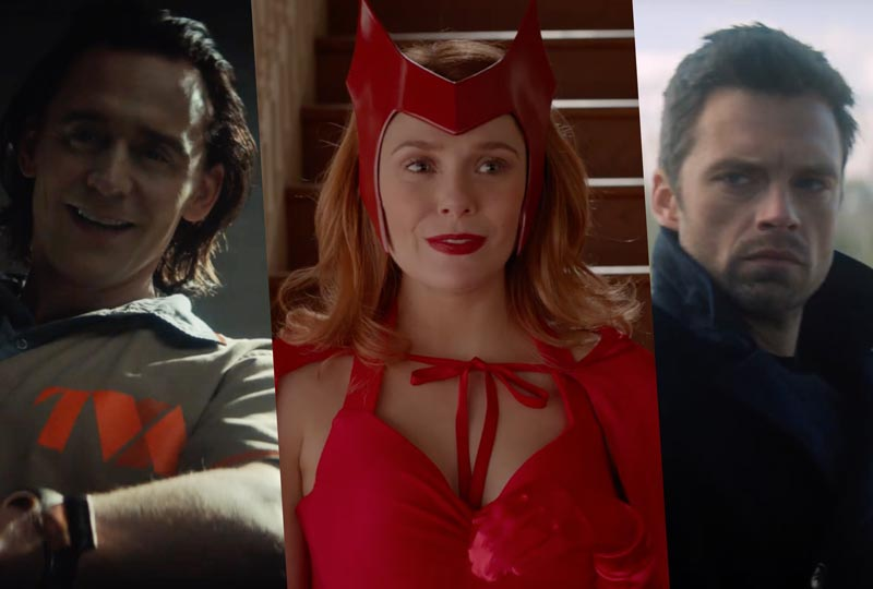 Marvel Super Bowl Spot Reveals Loki, Falcon and the Winter Soldier and WandaVision!