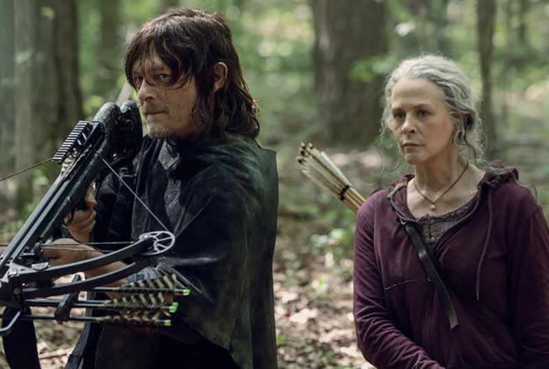 AMC Unable to Complete The Walking Dead Season 10