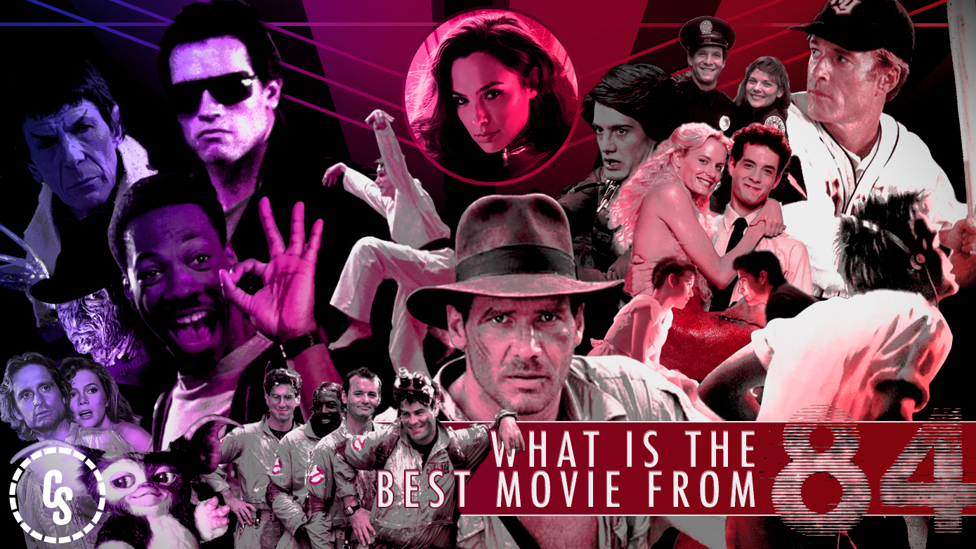 POLL: What is the Best Movie from 1984?