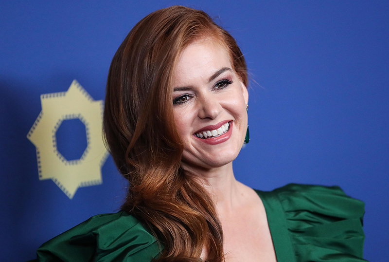 Isla Fisher to Lead CBS All Access Dark Comedy Guilty Party