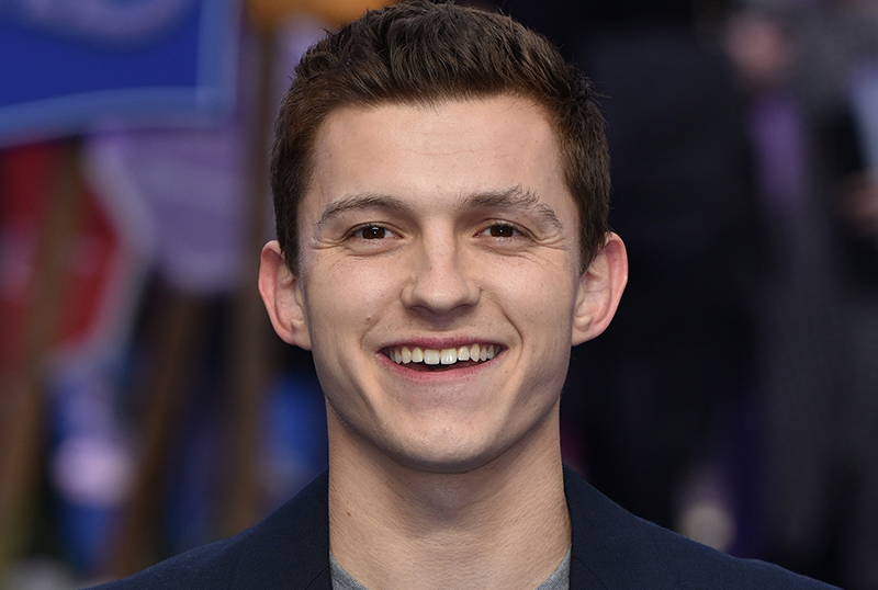 Russo Brothers Debut New Look at Tom Holland in Cherry