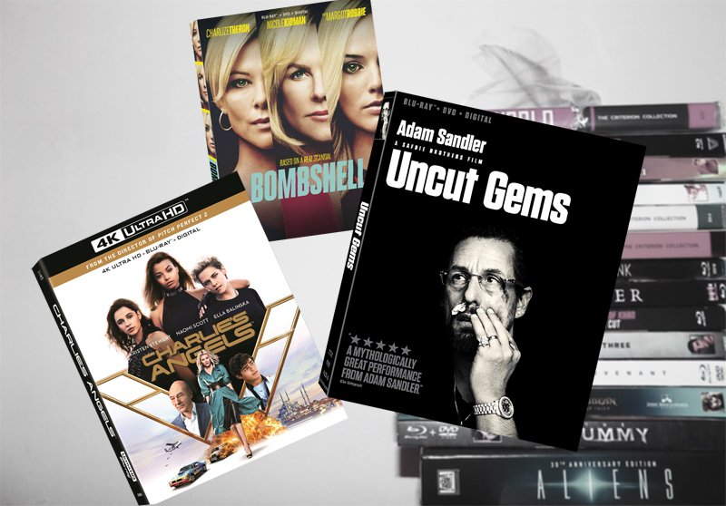 March 10 Blu-ray, Digital and DVD Releases