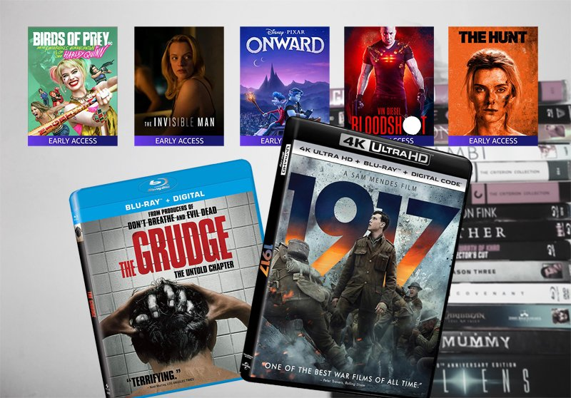 March 24 Blu-ray, Digital and DVD Releases