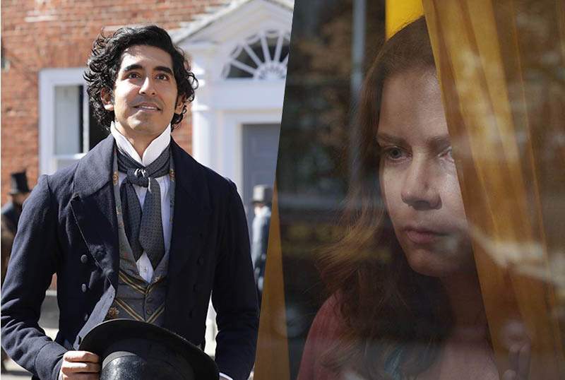 Disney Delays Personal History of David Copperfield, Woman in the Window