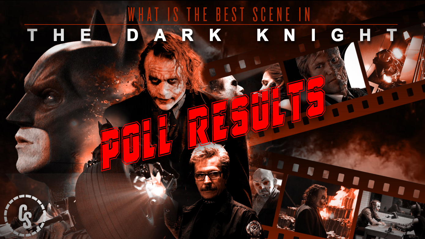 POLL RESULTS: What is the Best Scene in The Dark Knight?