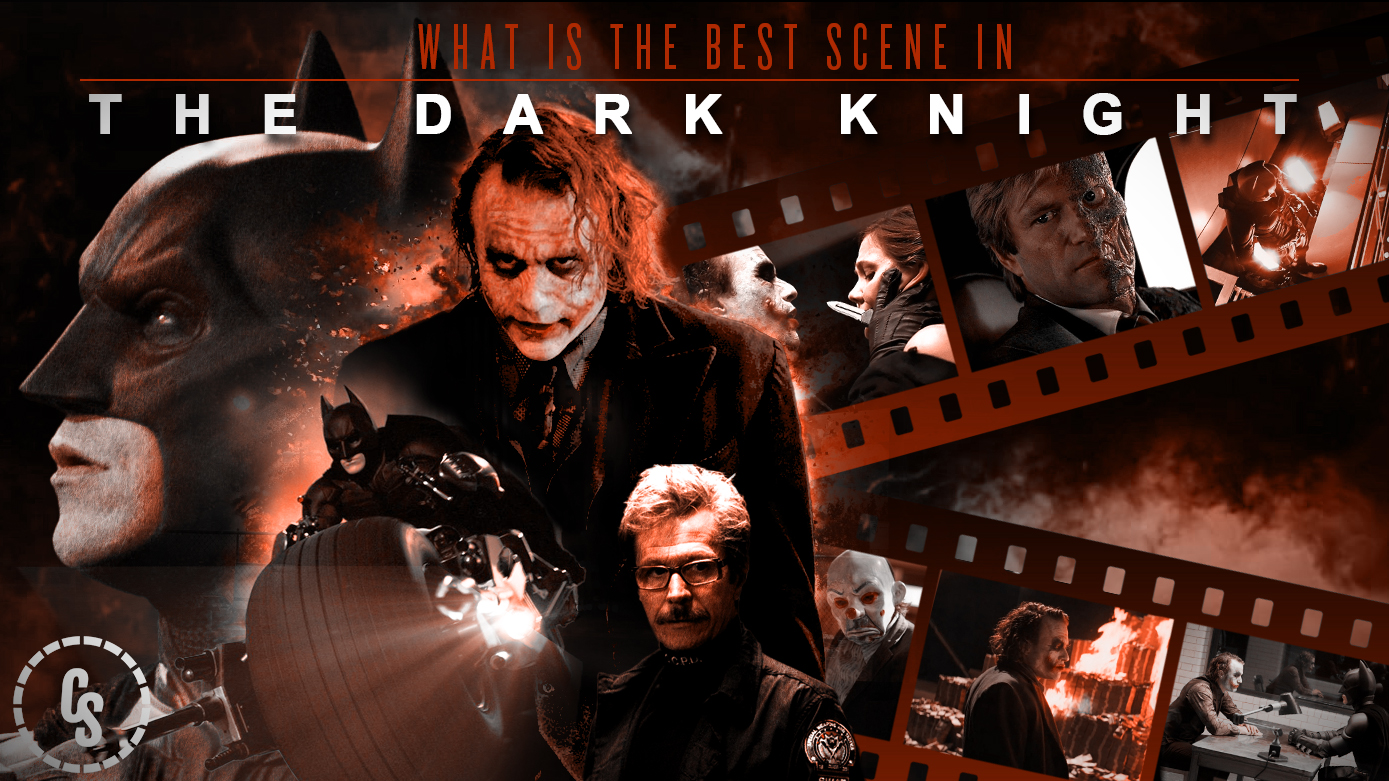 POLL: What is the Best Scene in The Dark Knight?