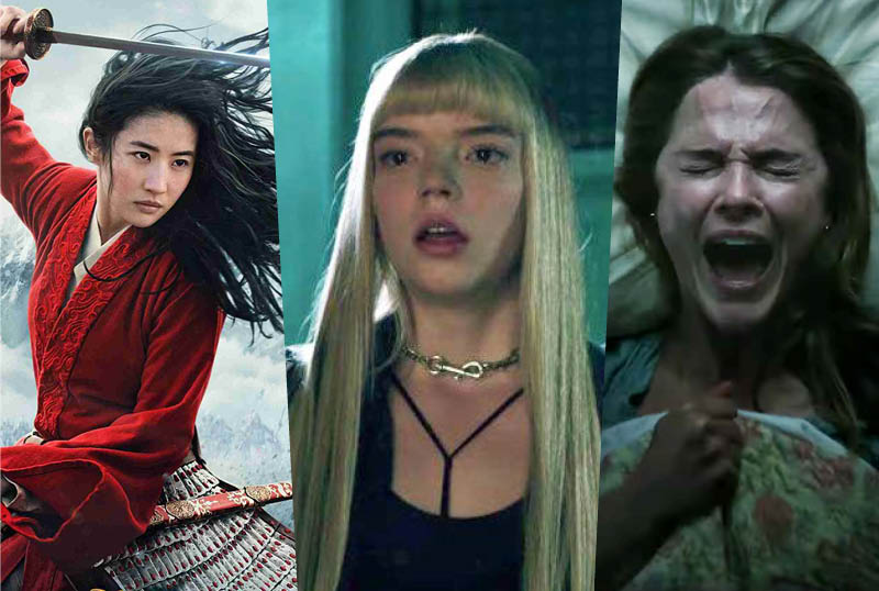 Disney Delays Mulan, The New Mutants and Antlers