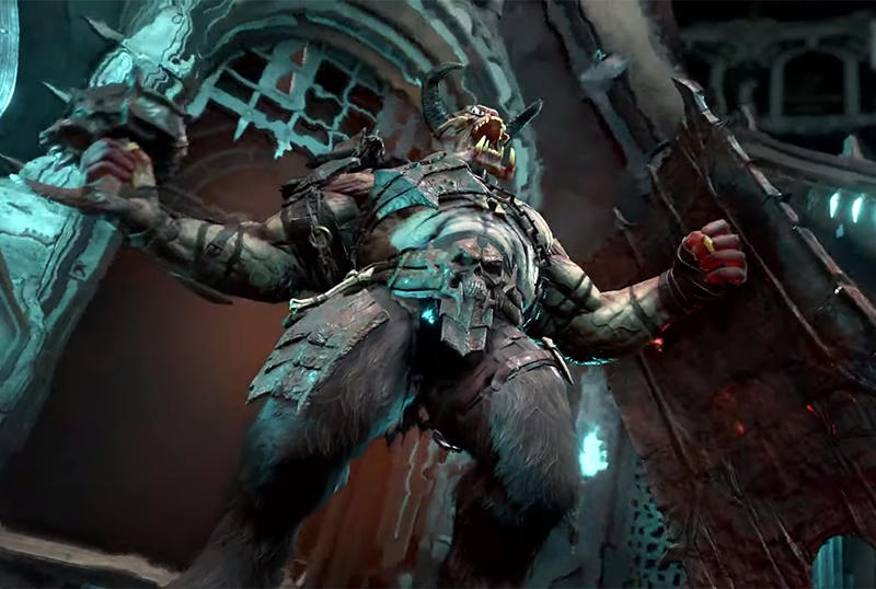 Doom Eternal Launch Trailer: The Slayer's Time is Now