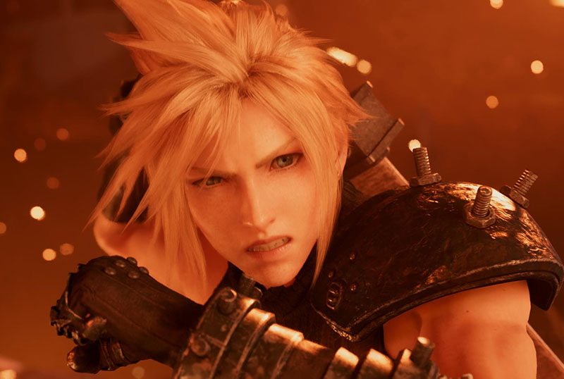 Final Fantasy VII Remake Launching Early in Europe!