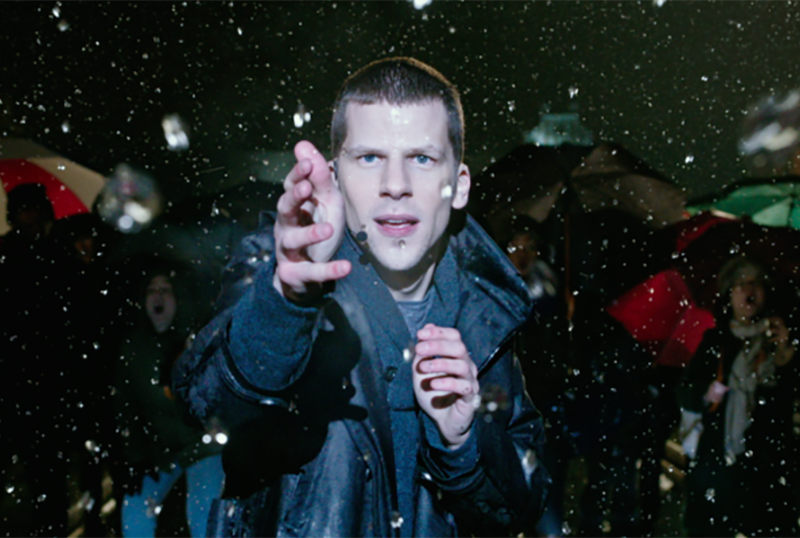 Exclusive: Jesse Eisenberg Discusses Now You See Me Character, Sequel Plans!